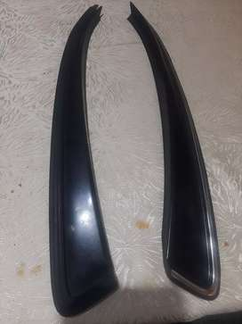 Boomerangs or rear ears for Toyota Corolla rsi or rxi shape for sale
