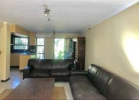 Spacious 2 bedroom townhouse for rent (semi furnished) - negotiable