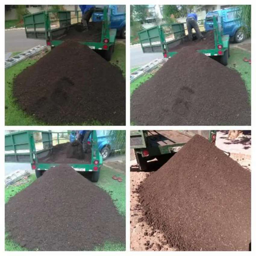 Top soil,combost and lawn dressing for sale weed free