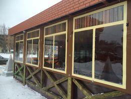 Мягкие окна для беседки,веранды,террасы,летнее кафе,шторы Тент ПВХ