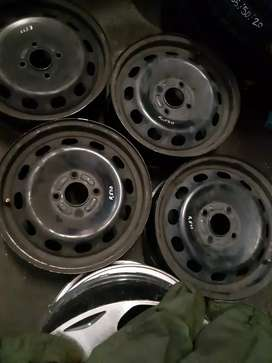 Steel rims for ford fiesta