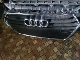 VW Audi A4 B9 front grill