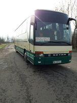 Пасажирські перевезення Україна-Європа, оренда автобуса