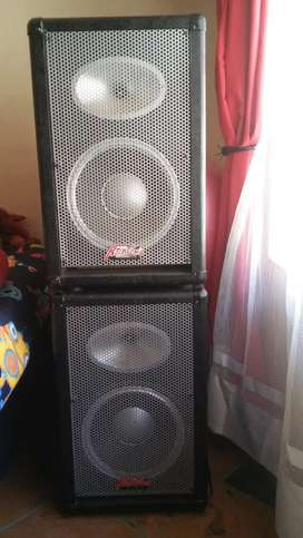 Rocksonic Speakers