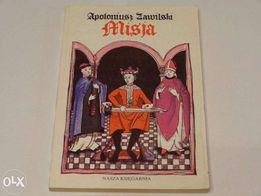 Apoloniusz Zawilski - Misja (Nasza Księgarnia, 1986)