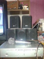 Микрофон колонки DVD какрооке система LG