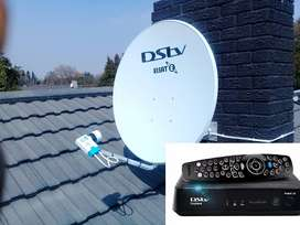 Dstv installations and upgrades
