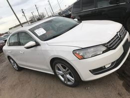 Разборка VW passat B7 B8 SEL USA америка