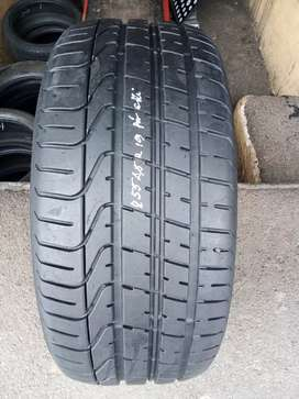 2x 255/45/19 pirelli p-zero available for sale