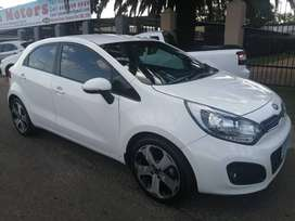 2016 Kia Rio 1.4 5-door AT