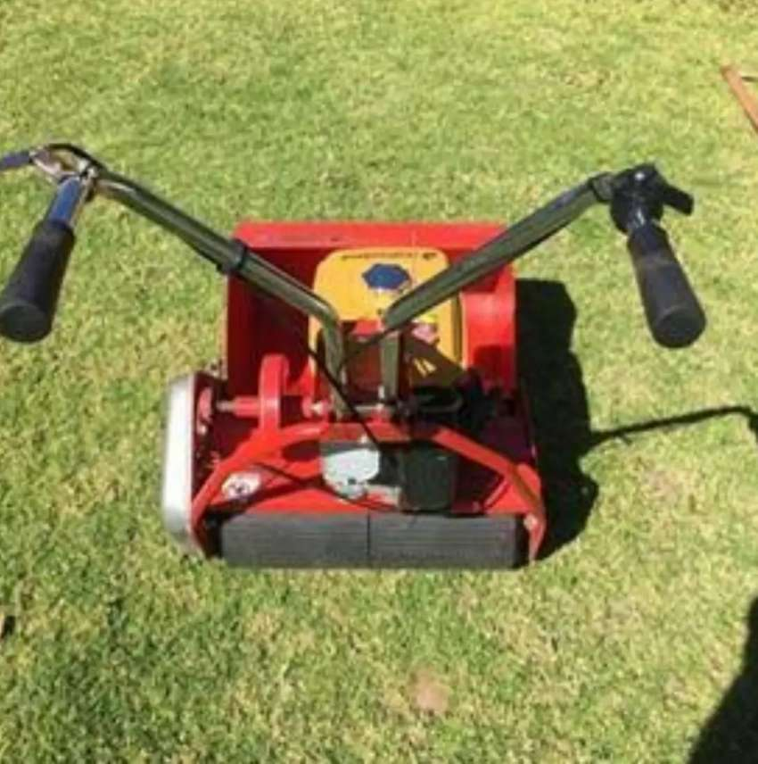 Professional cylinder mower 0