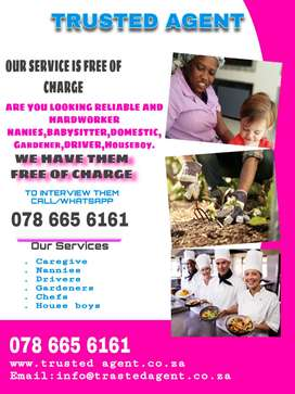 ARE YOU NEED HARD WORKER NANNIES/MAIDS