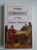 Książka francuskojęzyczna nauka francuskiego francuski Corneille