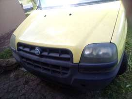 2006 FIAT DOBLO 1.9D CARGO BREAKING FOR PARTS
