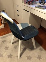 Nowoczesne krzesło/ kupione w maju stan idealny