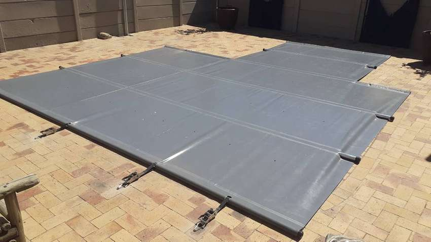 PVC Safety Pool Cover