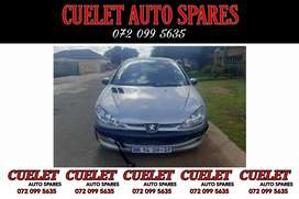 Stripping For Parts - Peugeot 206