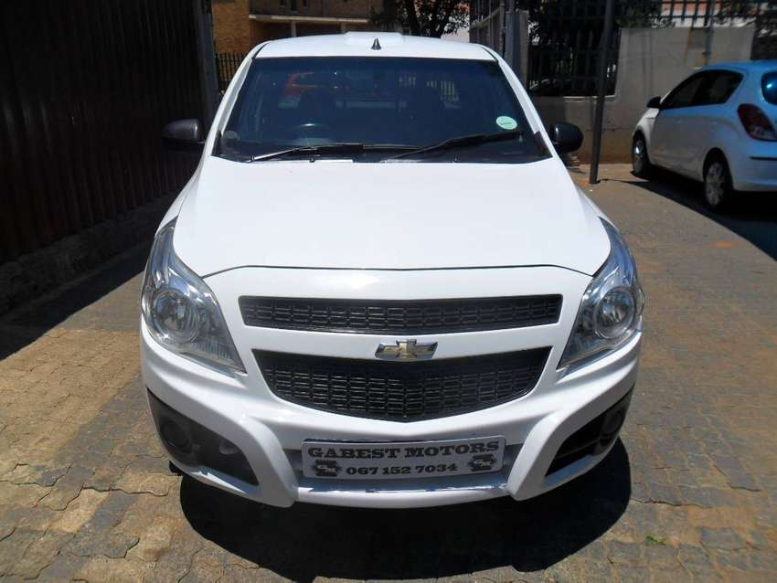 2015 Chevrolet utility 1.4 A/C with 60000km 0