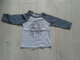 Bluza bluzka HM jak Zara Next Smyk r74