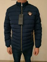 Куртка мужская Givenchy темно-синяя