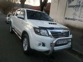 2015 Toyota hilux Legend 45 D4D leather seat Double cab