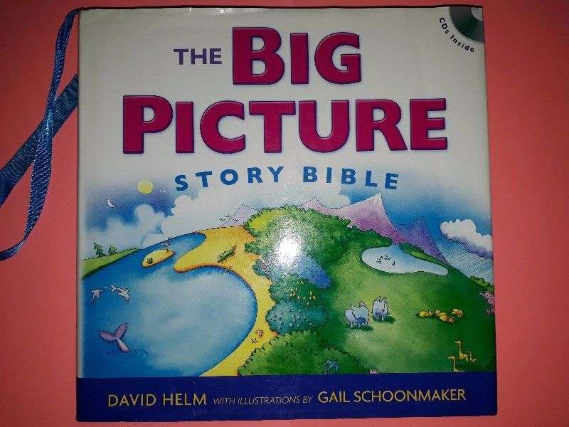 The Big Picture Story Bible - David Helm. 0