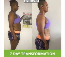 Flat tummy transformations