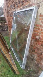 Okno wystawowe 180x200