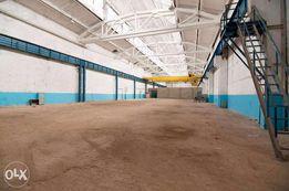 Продажа 2 870 кв.м. производственно-складских помещений