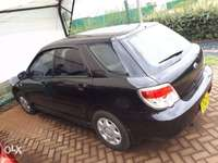 Subaru Impreza up for grab. 560K, 2007make, Accident free, 0