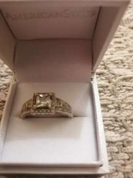 Silwer ring for sale