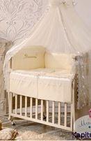 Продам постельный комплект для детской кроватки Принцесса