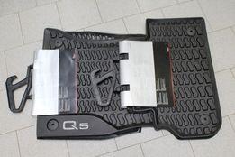 Коврики Audi Q5 резиновые