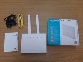 Huawei B315s-22 LTE CPE wireless router