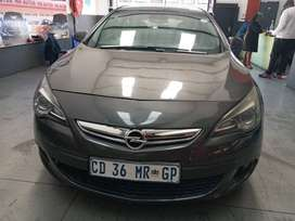 2013 OPEL ASTRA 1.6 GTC 5DR