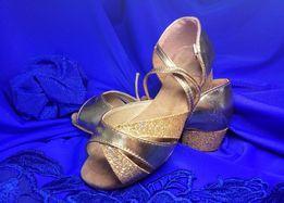 Новые туфли для бальных танцев 24-37р