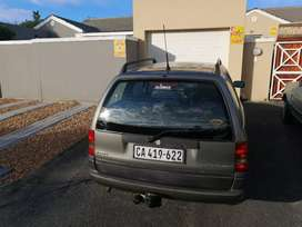 Opel astra estate 2l for sale. New tires