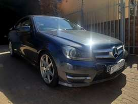 2012 Mercedes Benz 180 Coupe for sale.