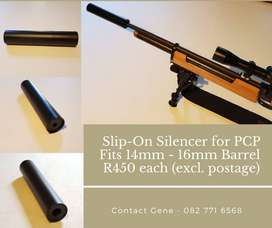 Silencers for PCP Air Rifles