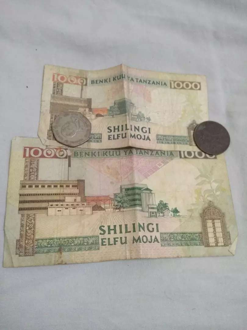 Old currencies and coins 0