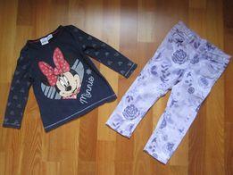 Комплект : джинсы Dopodopo и кофточка Disney для малышки!