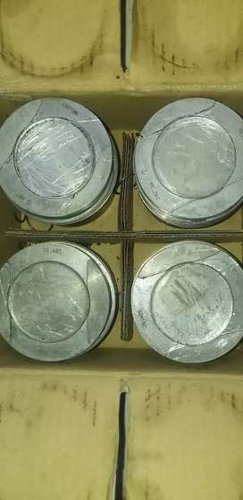 ORIGINAL Golf 1 standard pistons