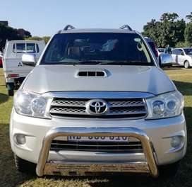 2010 Toyota Fortuner 3.0 D4D 4x2 Automatic