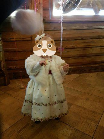 Плаття на рочок + повязка.Плаття для дівчинки Дрогобыч - изображение 4