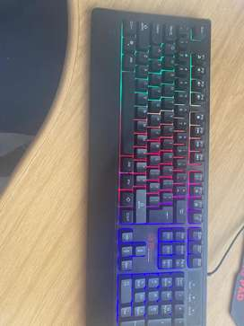 Ttesports keybaord and mouse
