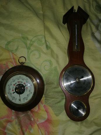 2 штуки барометр гидрометр термометр цена за 2