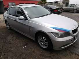 Bmw ae90  320i manual good cond full house su roof