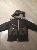 Продам новую куртку зимнюю на мальчика 8 лет