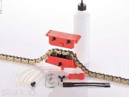 Kettenmax.Приспособление для чистки и смазки мото цепи.
