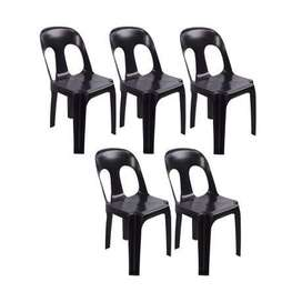50 chairs